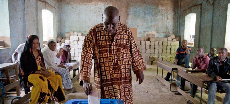 Elecciones en Mali (Foto: MINUSMA/Marco Dormino)