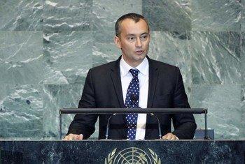 Nickolay Mladenov, de la Bulgarie, le nouveau Représentant spécial pour l'Iraq et Chef de la Mission d'assistance des Nations Unies dans ce pays  (MANUI).