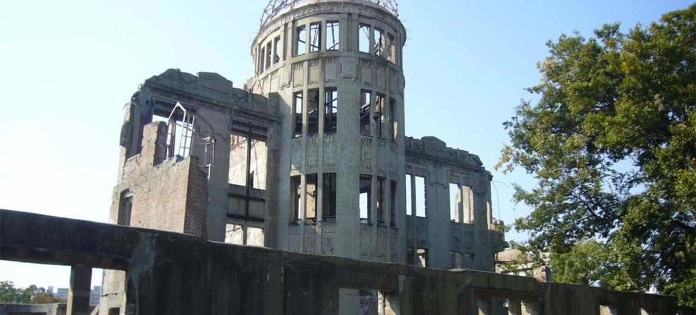 Monumento de la Paz en Hiroshima   Foto: UNESCO/G. Boccardi
