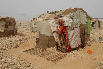 Hundreds of thousands of women displaced by conflict and living in camps in Somalia are especially vulnerable to sexual and gender-based violence, having lost their families and homes.
