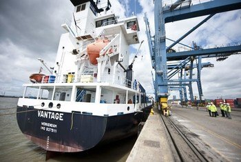 Photo: Organisation maritime internationale