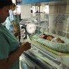 La réduction des taux de mortalité infantile est l'un des huit Objectifs du Millénaire pour  le développement (OMD).