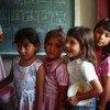 Niños hondureños. Foto de archivo: FAO/Guiseppe Bizzaro