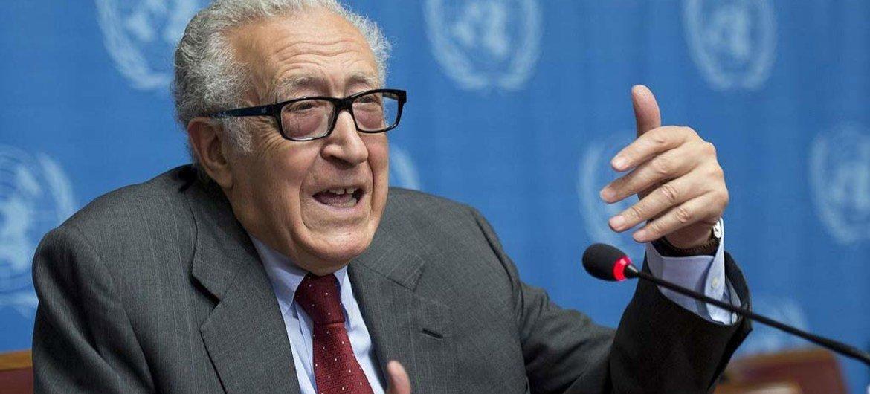 Lakhdar Brahimi (Foto de archivo: Jean Marc Ferré)