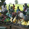 Relatives of abducted children speak out for the disappeared in Lamwo district, northern Uganda.