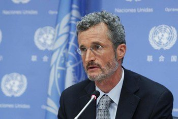 Executive Director of the UN Global Compact Georg Kell.
