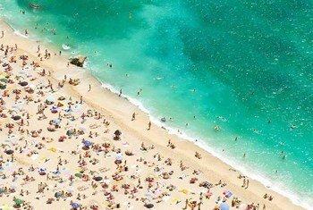 El flujo de turistas internacionales creció un 7% en 2018. Foto de archivo: OMT