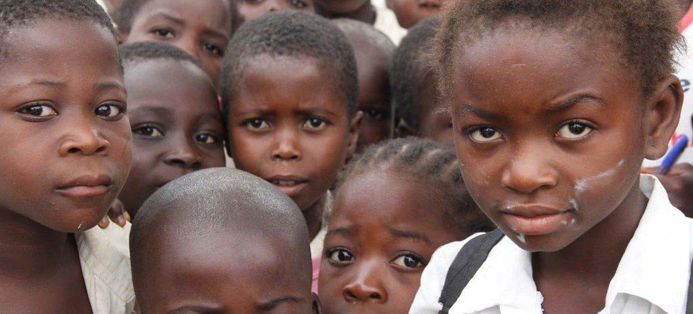 Children caught on the frontlines in Katanga province, Democratic Republic of the Congo (DRC).