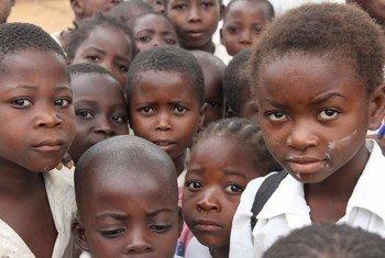 Des enfants sur les lignes de front dans la province du Katanga, en République démocratique du Congo (RDC).