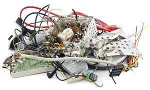 Los desechos electrónicos están valorados en 62.500 millones de dólares anuales, más que el PIB de algunos países.