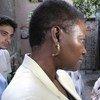 La coordinadora de la ONU de Asuntos Humanitarios, Valerie Amos, durante una visita a Siria Foto Archivo:OCHA/Ben Parker
