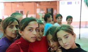 Over half of Syrian refugees in Lebanon are children.
