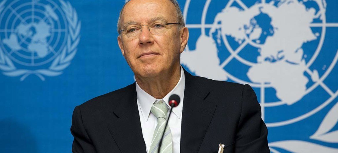 WIPO Director General Francis Gurry.