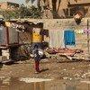 Desplazados en Iraq (Foto de archivo: ACNUR-H. Caux)
