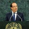 El presidente francés, Francois Hollande   Foto archivo:  ONU/Eskinder Debebe