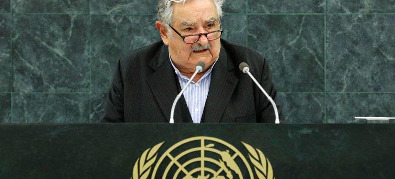 President of Uruguay José Mujica.