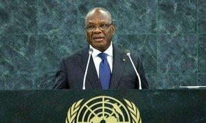 Ibrahim Boubacar Keïta, Rais wa Mali ambaye serikali yake imeripotiwa kupinduliwa leo na wanajeshi walioasi.(Picha:Maktaba)