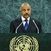 Osman Mohammed Saleh,  Minister for Foreign Affairs of Eritrea.