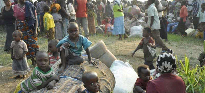 """Résultat de recherche d'images pour """"réfugiés congolais  l'ouganda"""""""