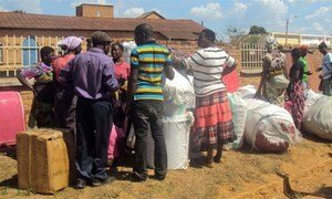 Malawian migrants fleeing attacks in Tanzania are stranded in the northern city of Mzuzu without funds to continue their journeys home.
