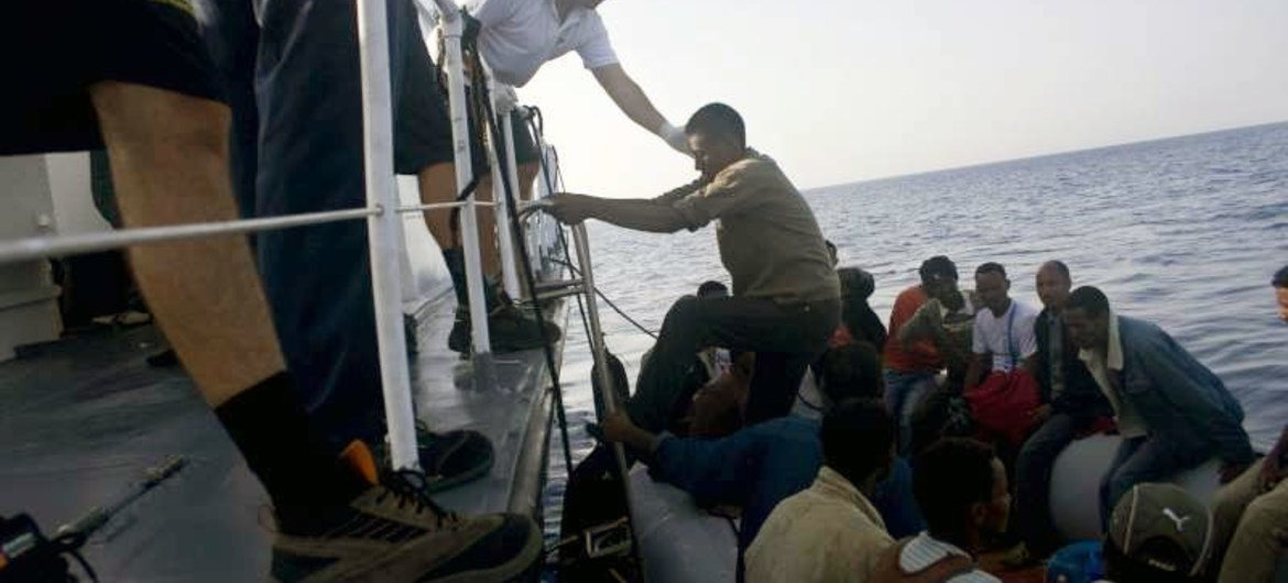 After Latest Lampedusa Tragedy Ban Calls For Action To Protect