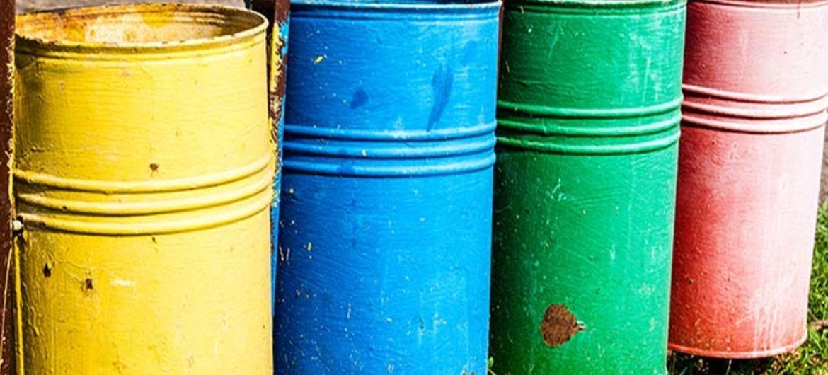 Combating the hazards of waste: new strategies to fight health, environmental risks.
