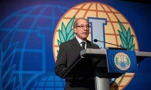المدير العام لمنظمة حظر الأسلحة الكيميائية. Photo: OPCW