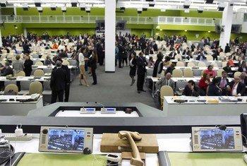 Asamblea General (Foto de archivo: Paulo Filgueiras)