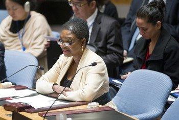 Valerie Amos  Foto archivo; ONU/Mark Garten