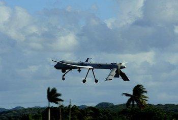 Беспилотник. Фото Министерства обороны США / Джеймс Харпер Дж.