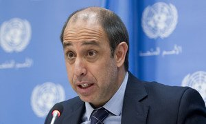 Special Rapporteur on the situation of human rights in Myanmar Tomás Ojea Quintana.