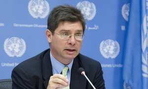 Special Rapporteur on the human rights of migrants François Crépeau.