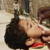 UNICEF has joined the World Health Organization (WHO) and partners to launch a huge immunization campaign against polio in Syria.