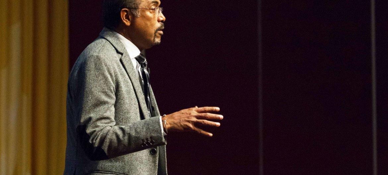 UNAIDS Executive Director Michel Sidibé.