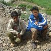 Niños en la ciudad de Dammaj, norte de Yemen  Foto:IRIN