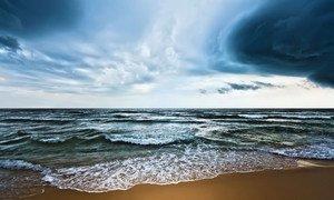 Океаны помогают сдерживать изменения климата, поглощая избытки тепла, образующегося в процессе парникового эффекта
