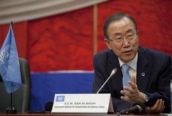 Le Conseil demande au Secrétaire général un plan de mise en œuvre de la Stratégie régionale contre la LRA