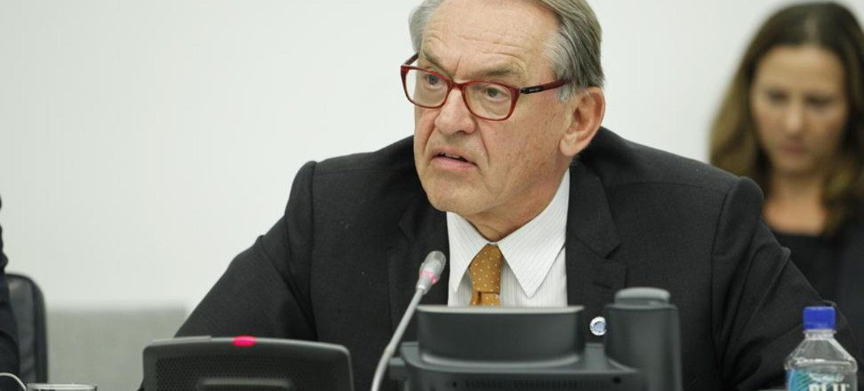 El Vice Secretario General de la ONU, Jan Eliasson  Foto: