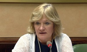 Claire Nullis, spokesperson for the World Meteorological Organization.