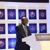Le Secrétaire général de la CNUCED, Mukhisa Kituyi.