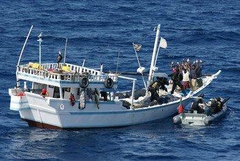 Pirataria quase dobrou na Ásia no primeiro semestre do ano passado