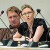 人权高专办发言人普伊。联合国图片/Jean-Marc Ferré