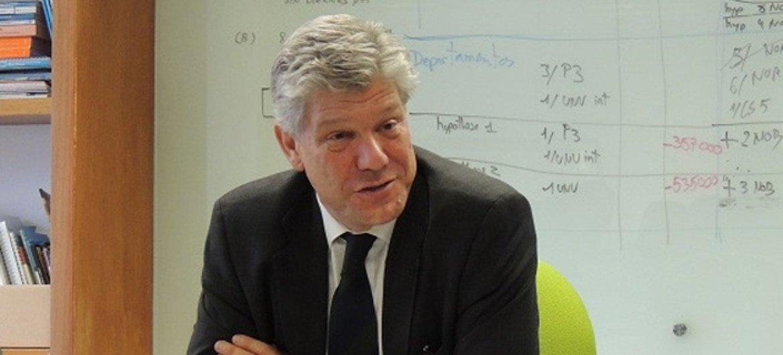 负责纪念联合国成立75周年事务的秘书长特别顾问法布里齐奥·霍克希尔德