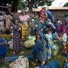 Desplazados en la República Centroafricana (Foto: ACNUR-Boris Heger)