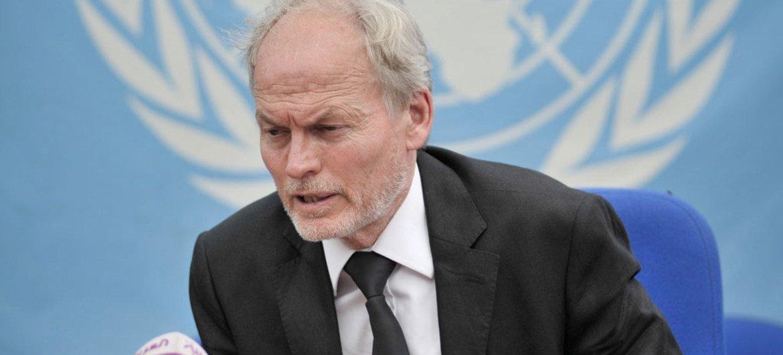 Special Representative for Somalia Nicholas Kay.