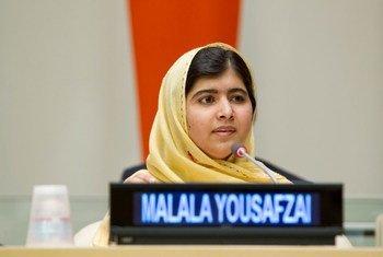 Malala Yousafzai   Foto. ONU/JC McIlwaine