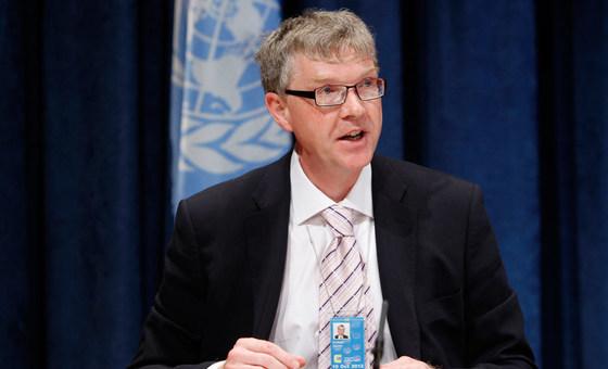 Presidente do Subcomitê para a Prevenção da Tortura, SPT, Malcolm Evans.