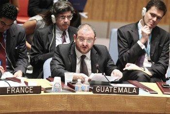 Luis Fernando Carrera (Foto de archivo)