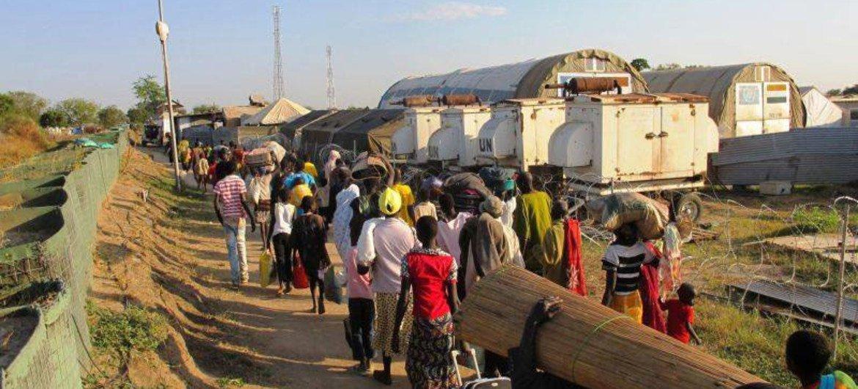 South Sudan: Ban demands end to violence as UN mission relocates