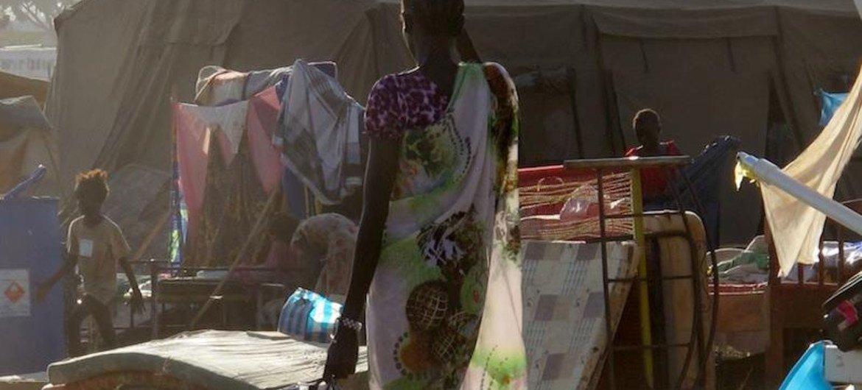 Base de la UNMISS en Juba (Foto: UNMISS-Shantal Persaud)